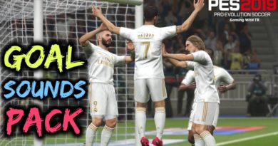 PES 2019   GOAL SOUNDS PACK   50 TEAMS   DOWNLOAD & INSTALL