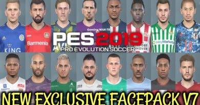 PES 2019 | NEW EXCLUSIVE FACEPACK V7 | DOWNLOAD & INSTALL