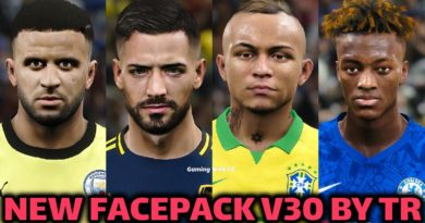 PES 2020 | NEW FACEPACK V30 BY TR | DOWNLOAD & INSTALL