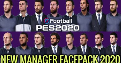 PES 2020 | MASTER LEAGUE NEW MANAGER FACEPACK 2020 | DOWNLOAD & INSTALL