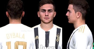PES 2017 | PAULO DYBALA | NEW LOOK 2020 | DOWNLOAD & INSTALL