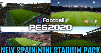 PES 2020 | NEW SPAIN MINI STADIUM PACK | DOWNLOAD & INSTALL