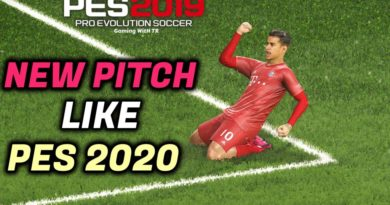 PES 2019 | NEW PITCH LIKE PES 2020 | CPK VERSION | DOWNLOAD & INSTALL