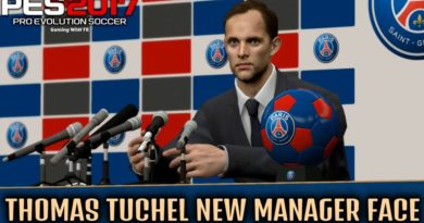 PES 2017 | THOMAS TUCHEL | NEW MANAGER FACE | DOWNLOAD & INSTALL