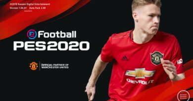 PES 2017 | NEW MANCHESTER UNITED GRAPHIC MENU 2020 | DOWNLOAD & INSTALL