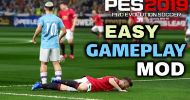 PES 2019 | EASY GAMEPLAY MOD | SMOKE PATCH 2020 | DOWNLOAD & INSTALL