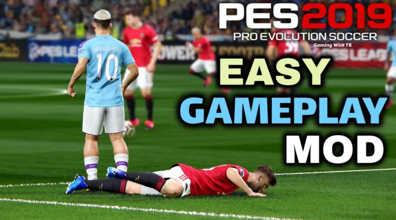 PES 2019   EASY GAMEPLAY MOD   SMOKE PATCH 2020   DOWNLOAD & INSTALL
