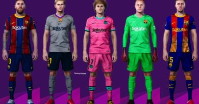PES 2020 | BARCELONA KITS 2020/2021 | UNOFFICIAL VERSION | DOWNLOAD & INSTALL