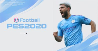 PES 2017   NEW MANCHESTER CITY GRAPHIC MENU 2020   DOWNLOAD & INSTALL