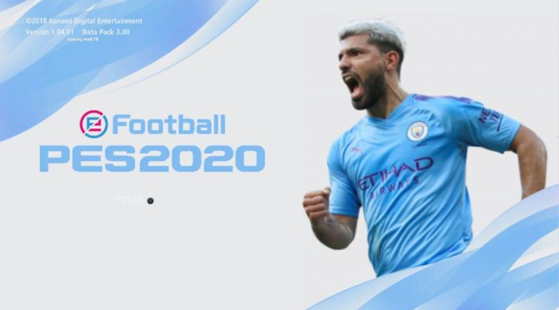 PES 2017 | NEW MANCHESTER CITY GRAPHIC MENU 2020 | DOWNLOAD & INSTALL