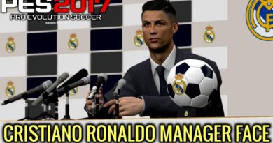 PES 2017 | CRISTIANO RONALDO | MANAGER FACE FOR ML | DOWNLOAD & INSTALL