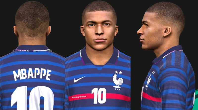 PES 2017 | KYLIAN MBAPPE | NEW LOOK 2020 | DOWNLOAD & INSTALL