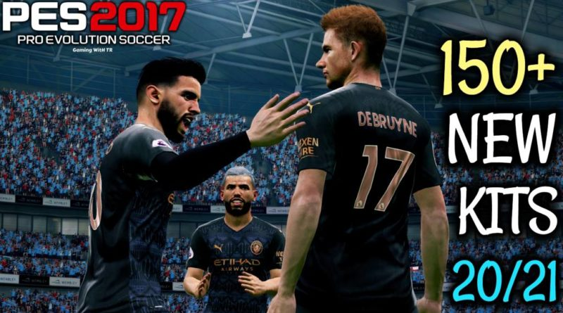 PES 2017 | NEW SEASON KITPACK 2020/2021 | 150+ NEW KITS | UNOFFICIAL V3 | DOWNLOAD & INSTALL