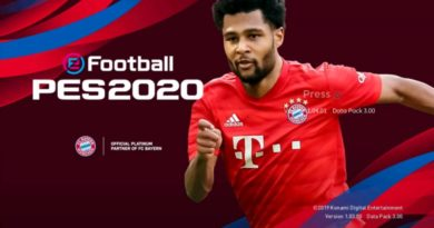 PES 2017 | NEW BAYERN MUNICH GRAPHIC MENU 2020 | DOWNLOAD & INSTALL