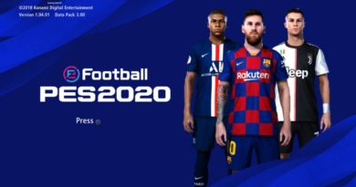 PES 2017   UEFA CHAMPIONS LEAGUE PES 2020 GRAPHIC MENU   DOWNLOAD & INSTALL