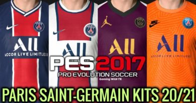 PES 2017 | PARIS SAINT-GERMAIN KITS 2020/2021 | UNOFFICIAL VERSION | DOWNLOAD & INSTALL