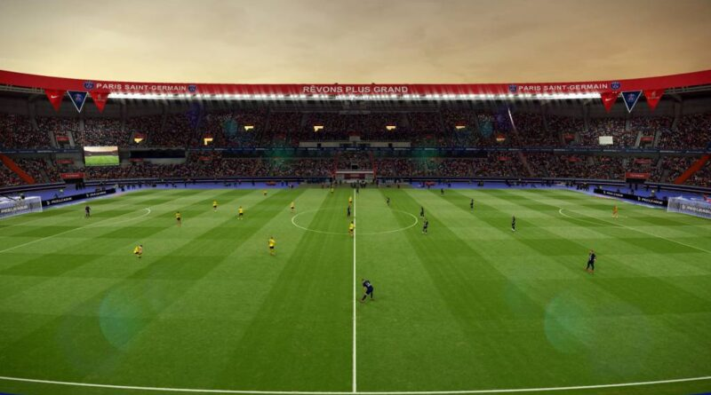 PES 2019 | NEW LE PARC DES PRINCES STADIUM | DOWNLOAD & INSTALL