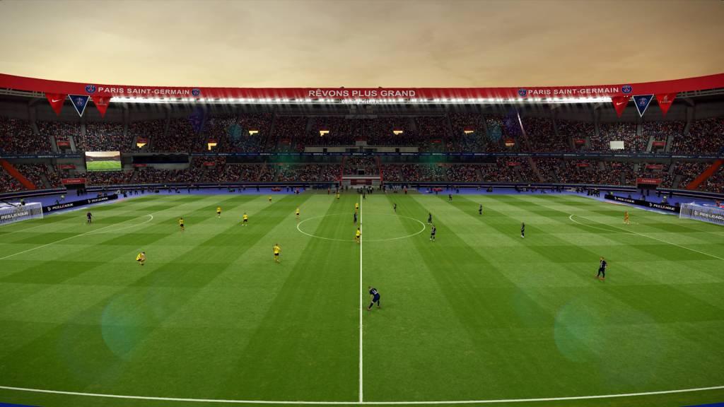 PES 2019 | NEW LE PARC DES PRINCES STADIUM | Gaming WitH TR