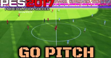 PES 2017 | GO PITCH | DOWNLOAD & INSTALL