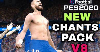 PES 2020 | NEW CHANTS PACK V8 | ALL IN ONE | DOWNLOAD & INSTALL