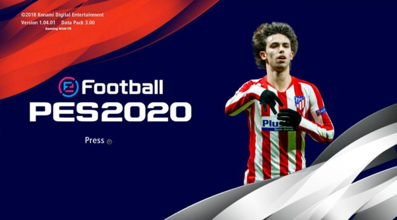 PES 2017 | NEW ATLETICO MADRID GRAPHIC MENU 2020 | DOWNLOAD & INSTALL
