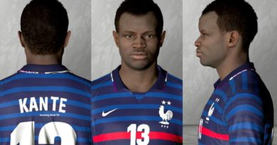 PES 2017   N'GOLO KANTE   NEW LOOK 2020   DOWNLOAD & INSTALL