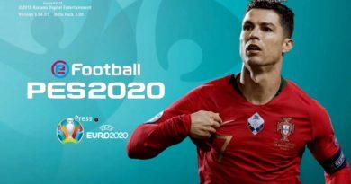 PES 2017 | NEW EURO 2020 GRAPHIC MENU | DOWNLOAD & INSTALL