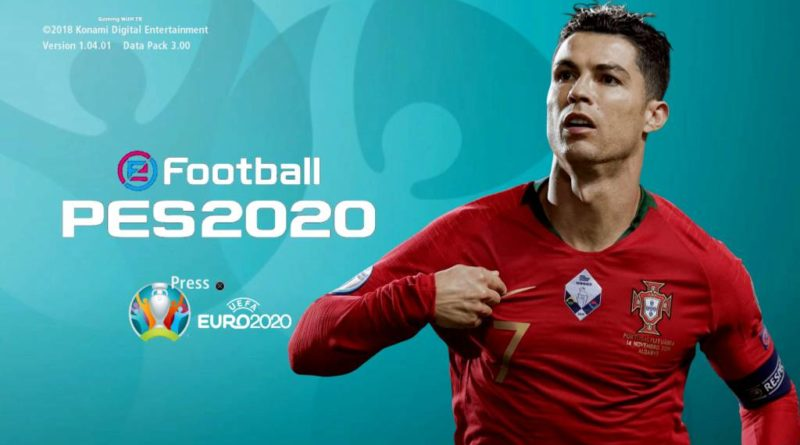 PES 2017 | NEW EURO 2020 GRAPHIC MENU | DOWNLOAD & INSTALL