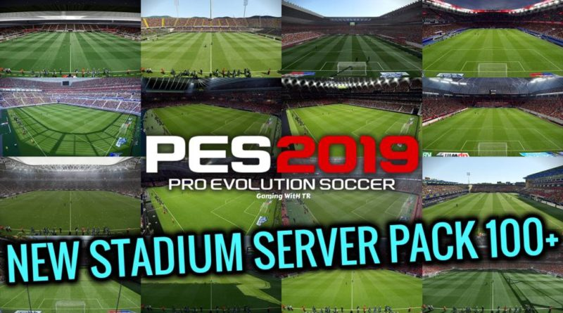 PES 2019 | NEW STADIUM SERVER PACK 100+ | SMOKE PATCH 2020 | DOWNLOAD & INSTALL
