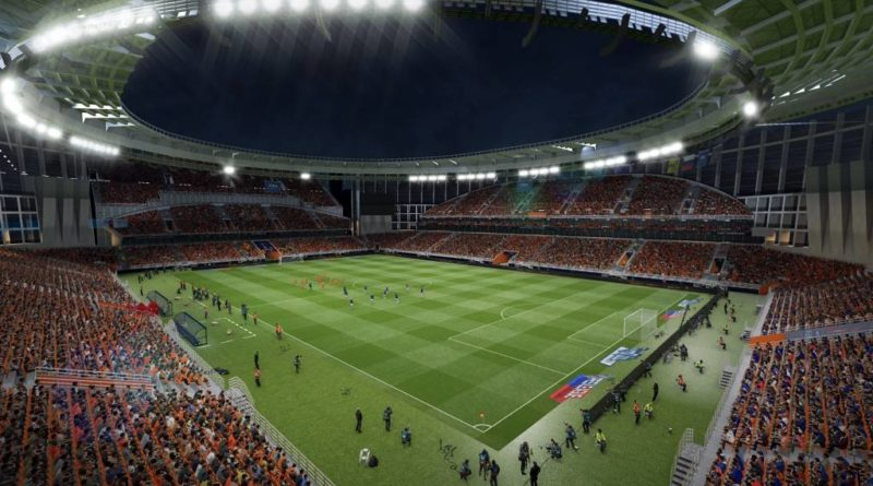 PES 2019 | EKATERINBURG ARENA STADIUM | DOWNLOAD & INSTALL