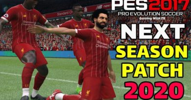 PES 2017 | NEXT SEASON PATCH 2020 | FULL INSTALLATION & PREVIEW