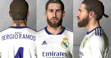 PES 2017 | SERGIO RAMOS | LATEST LOOK 2020 | DOWNLOAD & INSTALL