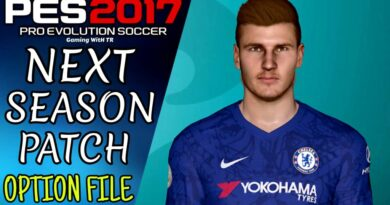PES 2017 | LATEST OPTION FILE | NEXT SEASON PATCH | DOWNLOAD & INSTALL