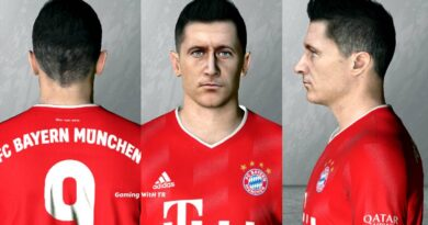 PES 2017 | ROBERT LEWANDOWSKI | LATEST LOOK 2020 | DOWNLOAD & INSTALL