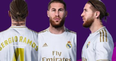 PES 2020 | SERGIO RAMOS | LATEST LOOK 2020 | DOWNLOAD & INSTALL