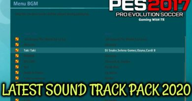 PES 2017 | LATEST SOUND TRACK PACK 2020 | DOWNLOAD & INSTALL