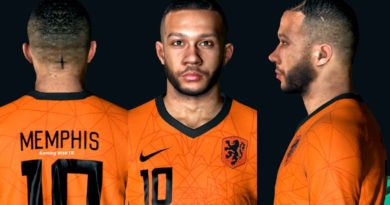PES 2017 | MEMPHIS DEPAY | NEW LOOK 2020 | DOWNLOAD & INSTALL