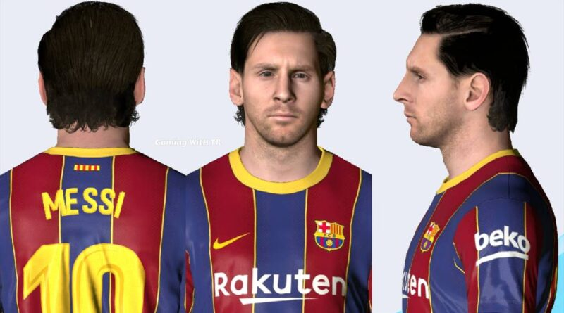 PES 2017 | LIONEL MESSI | NEW LOOK 2020 | DOWNLOAD & INSTALL