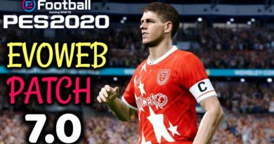 PES 2020 | EVOWEB PATCH 7.0 | ALL IN ONE | DOWNLOAD & INSTALL