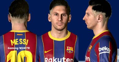 PES 2017 | LIONEL MESSI | NEW HAIRSTYLE & FACE | DOWNLOAD & INSTALL