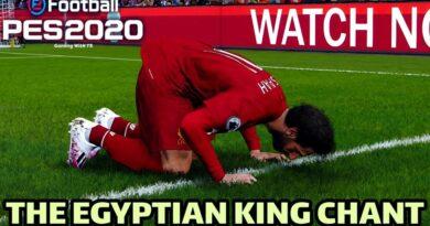 PES 2020   MO SALAH SONG   THE EGYPTIAN KING CHANT   DOWNLOAD & INSTALL