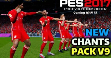 PES 2017   NEW CHANTS PACK V9   ALL IN ONE   DOWNLOAD & INSTALL