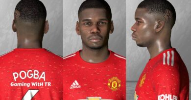 PES 2017 | PAUL POGBA | LATEST LOOK 2020 | DOWNLOAD & INSTALL