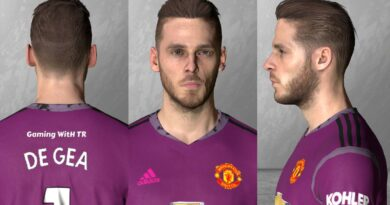 PES 2017 | DAVID DE GEA | LATEST LOOK 2020 | DOWNLOAD & INSTALL