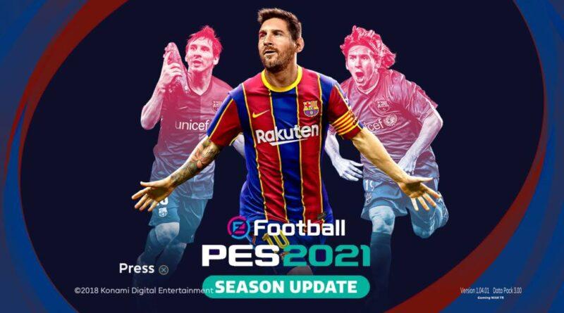 PES 2017 | FC BARCELONA | PES 2021 GRAPHIC MENU | DOWNLOAD & INSTALL
