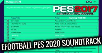 PES 2017 | EFOOTBALL PES 2020 SOUNDTRACK | DOWNLOAD & INSTALL