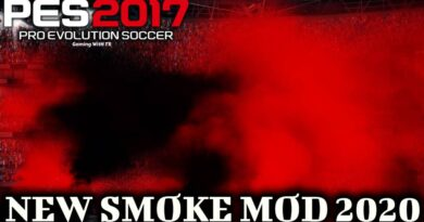 PES 2017 | NEW SMOKE MOD 2020 | DOWNLOAD & INSTALL
