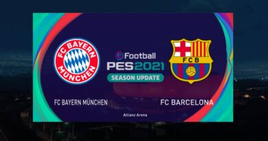 PES 2017 | NEW EFOOTBALL PES 2021 SCOREBOARD | DOWNLOAD & INSTALL