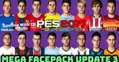 PES 2017 | MEGA FACEPACK UPDATE 3 | 345+ FACES FOR SMOKE PATCH | DOWNLOAD & INSTALL