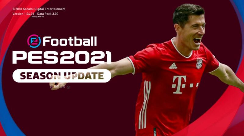 PES 2017 | BAYERN MUNICH | PES 2021 GRAPHIC MENU | DOWNLOAD & INSTALL
